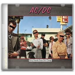 ACDC Dirty deeds icon