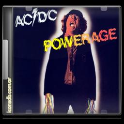 ACDC Powerage icon