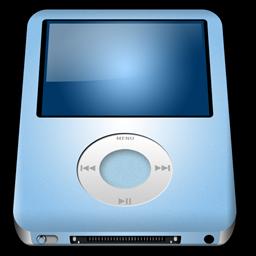 iPod Nano Baby Blue alt icon
