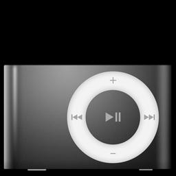 iPod Shuffle Black icon