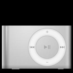 iPod Shuffle Silver icon