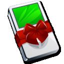 ipod gift icon