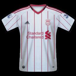 Away Shirt 2010 2011 icon
