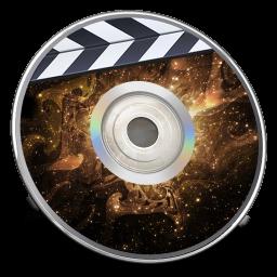 iDVD Nebula icon