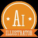a illustrator icon