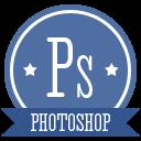 a photoshop icon