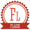 b flash icon