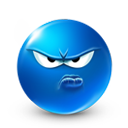 offended icon