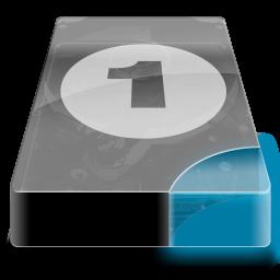 drive 3 cb bay 1 icon