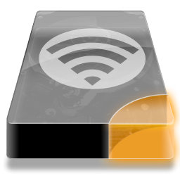 drive 3 uo network wlan icon