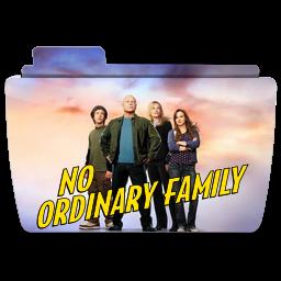 Folder TV No Ordinary Family icon