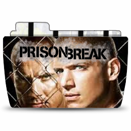 Folder TV PRISON BREAK icon