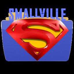 Folder TV SMALLVILLE icon