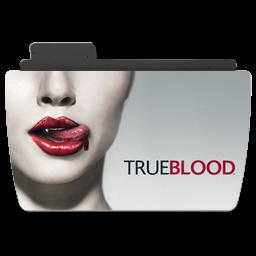 Folder TV TRUEBLOOD icon