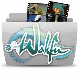 Folder TV WAKFU icon
