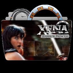 Folder TV XENA icon