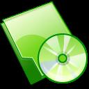 folder music icon