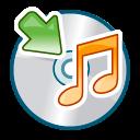 k audio creator icon
