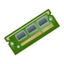 k cm memory icon