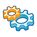 k cm system icon