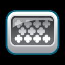 k screen saver icon