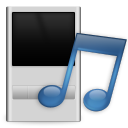 Portable Music Player icon