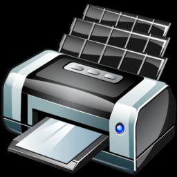bubble jet printer icon